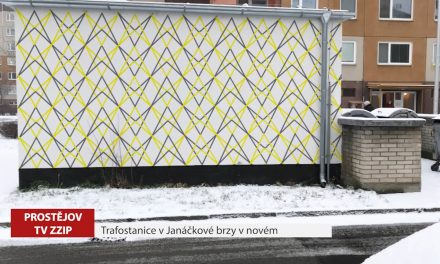 Trafostanice v Janáčkově ulici už brzy v novém
