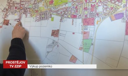 Město chce vykoupit pozemky pro budoucí zelený prstenec
