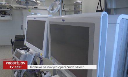 Prostějovské nemocnici slouží nová technika