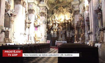Blíží se letošní Noc kostelů