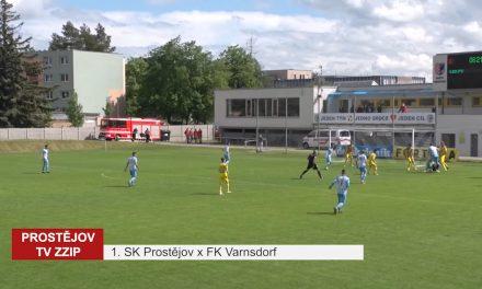Fotbal 1. SK Prostějov x FK Varnsdorf
