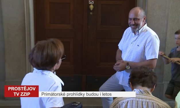 Primátorské prohlídky radnice budou i letos