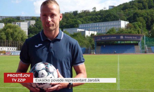 Eskáčko povede reprezentant Jarošík