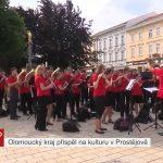 Olomoucký kraj přispěl na kulturu v Prostějově