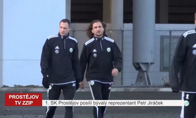 1. SK Prostějov posílí bývalý reprezentant Petr Jiráček