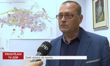 Prostějovští radní schválili další dotace do sportu