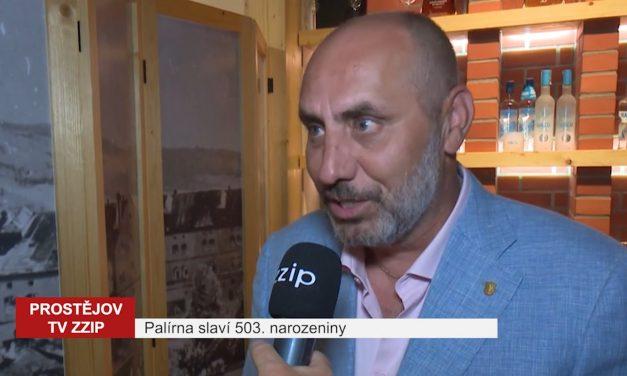 Prostějovská palírna slaví 503. narozeniny