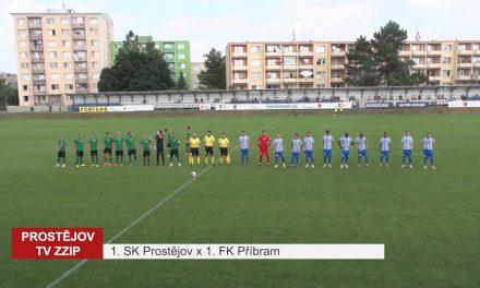 1. SK Prostějov x 1. FK Příbram