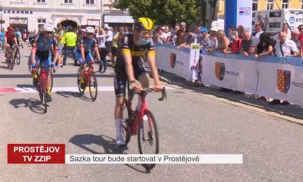 Sazka tour bude startovat v Prostějově