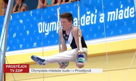 Olympiáda mládeže bude i vProstějově