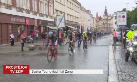 Sazka tour ovládl Ital Zana