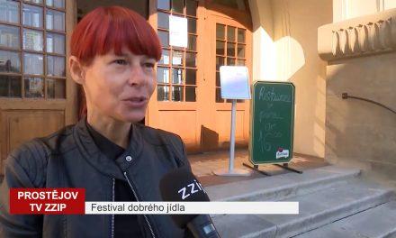 Prostějov bude poprvé hostit Festival dobrého jídla