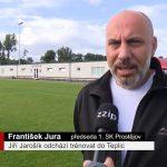Jiří Jarošík odchází trénovat do Teplic