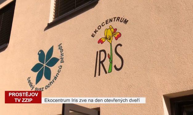 Ekocentrum Iris zve na den otevřených dveří