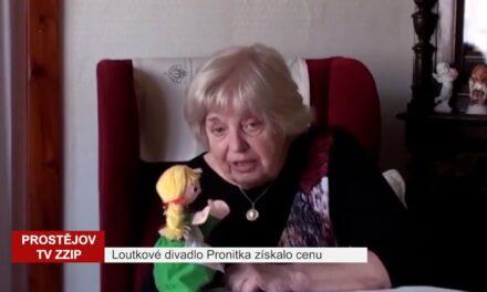 Loutkové divadlo Pronitka získalo cenu